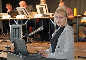 Malin Martinsson försökte in i det sista rädda kvar verksamheten vid Körfältsskolan.