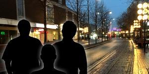 Tre män åtalas vid Falu tingsrätt efter en misstänkt våldtäkt på Scandic Borlänge.
