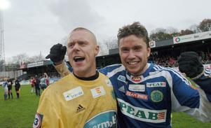 Mattias Nylund var med och tog Giffarna till en sjundeplats i Allsvenskan 2004. Månader senare återfanns han i truppen till januariturnén.