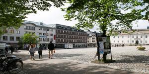"""""""Falualliansen har presenterat en budget som är balanserad och som tar hänsyn till utsatta grupper - men även till verkligheten"""", skriver Fredrik Adolphson (C)Foto: Mikael Hellsten"""
