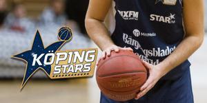 Andris Kehris är Köping Stars senaste tillskott.