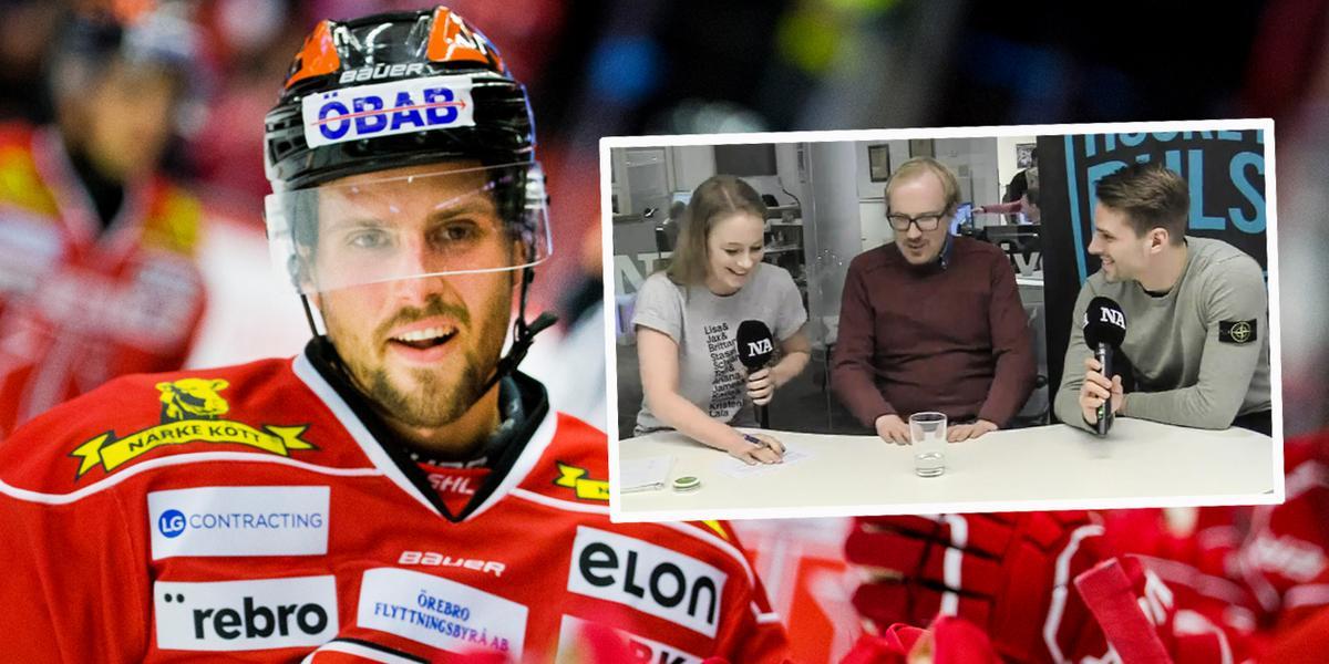 Här får Örebro Hockey-stjärnan chans till revansch – i örebrokunskap: