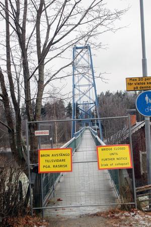 Nu har Saltviksbron öppnats och och de skolbarn som tillfälligt beviljats skolskjuts får nu promenera till skolan igen.