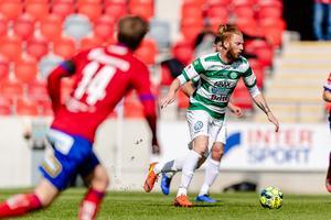Calle Svensson är tillbaka i spel för VSK. Foto: Jonas Ljungdahl/Bildbyrån.