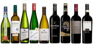 Genom god försäljning i beställningssortimentet kan vinerna kvala in till Systembolagets ordinarie sortiment. Här är åtta som jag tycker är riktigt bar köp för sina prislappar.Bild: Sune Liljevall