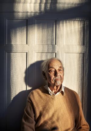 Lennart Hellsing ville befria barnlitteraturen från gamla fördomar och  öppna de nya generationerna för en ny värld. Foto: Thron Ullberg