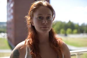 Hannah Bojesen.