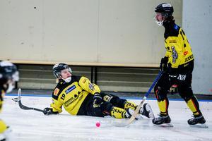 Johannes Camilton gjorde 5–4-målet som skulle ha gett ÖSK Bandy segern. Men på det sista hörnskottet gjorde Västanfors 5–5 och satte stopp för ÖSK:s vinstsvit.