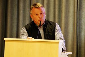 Järvsöprofilen Olle Fack har suttit en mandatperiod plus ett år i Ljusdals kommunfullmäktige, för Centerpartiet.