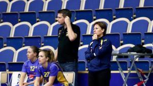 Åsa Karlsson blir ny förbundskapten. Bild: Per Wiklund.