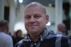 Magnus Hansson.