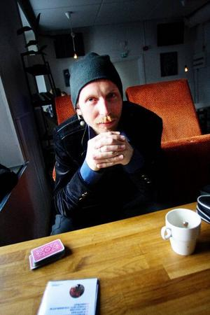 """Nu är nya albumet klart. Gustav Hedström beskriver det som """"sjukt självbiografiskt."""""""