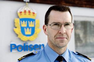 Polisinspektör Krister Öst är medveten om bärgarnas utsatthet.