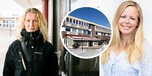 Kommunen skrotar skribenttjänst – letar ny kommunikatör. Bilden är ett montage. Foto: Erik Engelro och Ockelbo kommun.