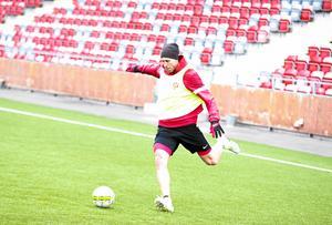 Mattias Liljestrand.