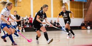 Matilda Söderlund blev matchvinnare med sitt 4–3-mål.