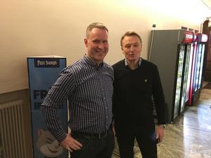 Magnus Aronsson, Claes-Göran Sylvén.