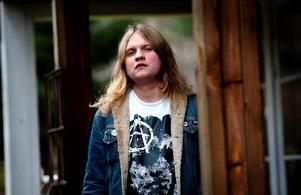 Henrik Palm är nominerad för sin skiva