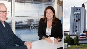 """Metsä Boards planerade miljardinvestering i Husum gynnar lokalt företag: """"Glada och stolta över förtroendet"""""""