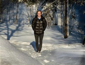 Idag kan Björn Eklund kalla sig frisk men vägen dit har varit lång.