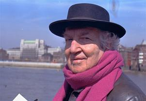Robert Graves i London 1972. Foto: AP/Kemp