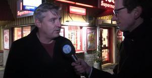 På plats i Horndal där kommunalrådet Lars Isacsson (S), berättar om vad det nya steget innebär.