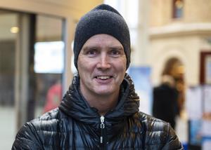 Andreas Ignell, 46 år, kommunikatör, Dyket