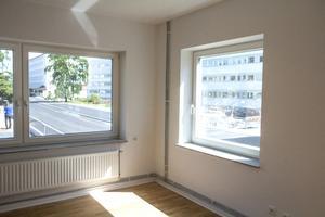 Från den här lägenheten ser man till Telgrafen