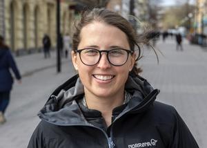 Karolina Kotte-Fredriksson, 29 år, åklagare, Sundsvall