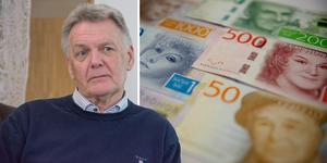 Christer Sundin, tillförordnad vd i Östersundshem.