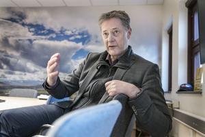 Erik Brandsma tillträdde som ny vd för Jämtkraft ifjol vår. Nu kan han se tillbaka på ett ekonomiskt fördelaktigt premiärår. Bolaget gick med rekordvinst.
