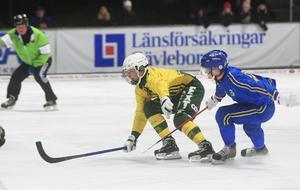 Noa Djäkner – ung torped i Ljusdal som fortsätter att göra mål i allsvenskan.