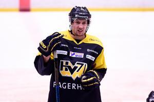 28 matcher – men inte ett enda mål. HV71-centern David Gustafsson har fortfarande inte nätat i SHL den här säsongen.