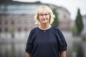 Civilminister Lena Micko. Foto: Ninni Andersson/Regeringskansliet