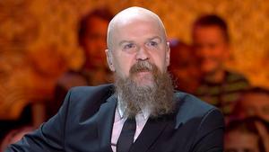 Alexander Bard i Talang-juryn. Bild: Skärmdump från TV4