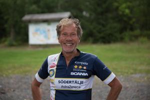 Mats Vedin Jonsson, ordförande för Södertälje-Nykvarn Orientering (SNO).
