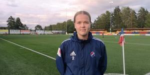 Fredrik Bengtsson har släppt fram en hel del yngre förmågor från de egna leden under säsongen. Ett bra exempel på det är 17-åriga Moa Magnusson.