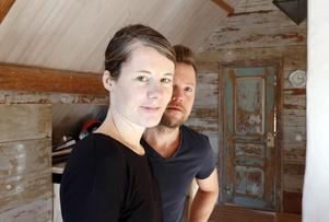 Lisa Holmberg och Niklas Olsson.