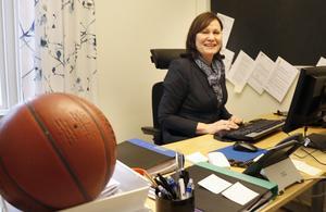Till vardags är Kicki Johansson kultur- och fritidschef inom Hällefors kommun.