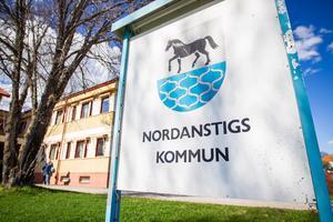 Nordanstigs kommun bidrar till räddningsarbetet.
