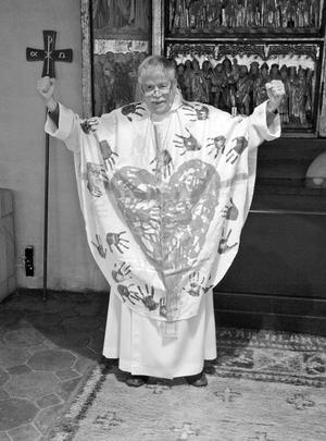 Biskop Claes-Bertil Ytterberg. Foto: Åke Paulsson