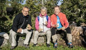 Även förra året hamnade linslusarna Fredrik och Måna Hamnström från Oxelösund och Christer Johansson från Sundbyberg i NT.
