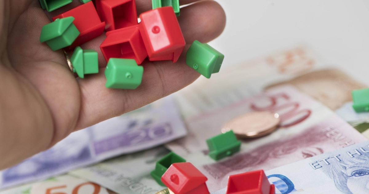 Då blir bostadslånen dyrare
