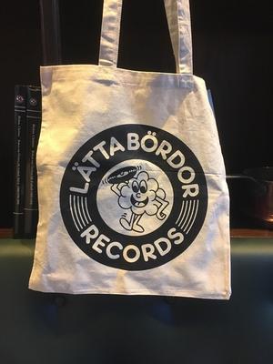 En nya musikaktör på Örebromarknaden, skivbolaget Lätta bördor grundat av Daniel Svensson.