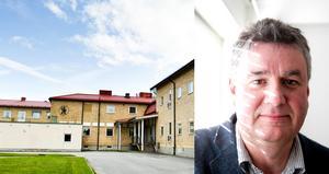 Thomas Näsholm kommer troligen att få ta beslut om nedläggning av Ytterlännässkolan samt hela eller halva Grämestaskolan.