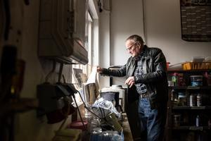 Den 1 juli fyllde fordonsentusiasten Karl-Erik Kristoffersson 80 år.
