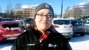 Felix Göthberg-Larsson, 19 år, lokalvårdare, Bosvedjan: