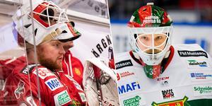 Juvonen eller Engstrand, vem får chansen i match 2? Foto: Kenta Jönsson/Bildbyrån.