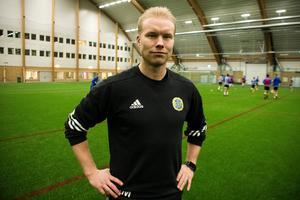 Benny Matsson blir landslagstränare.