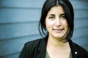 Roza Güclü-Hedin beskriver det som att hon har
